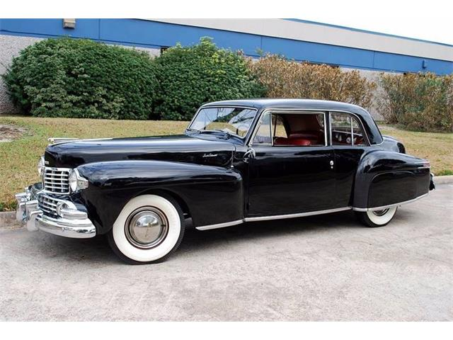1948 Lincoln Continental | 955577