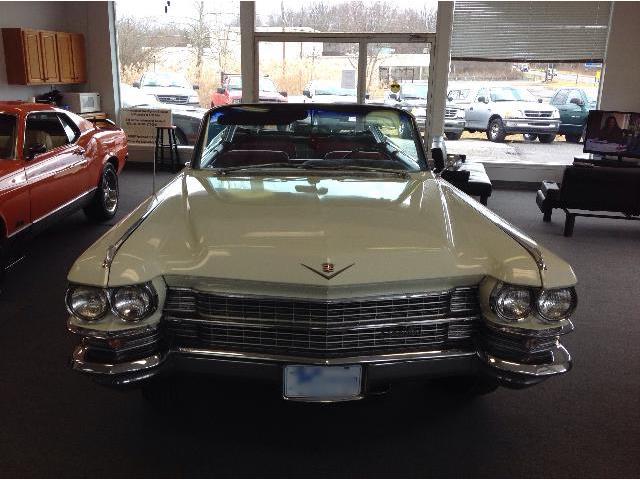 1963 Cadillac DeVille | 950558