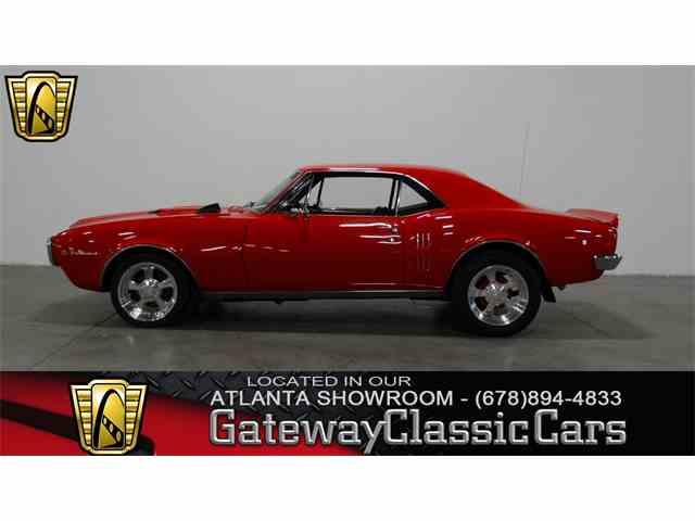 1967 Pontiac Firebird | 955584
