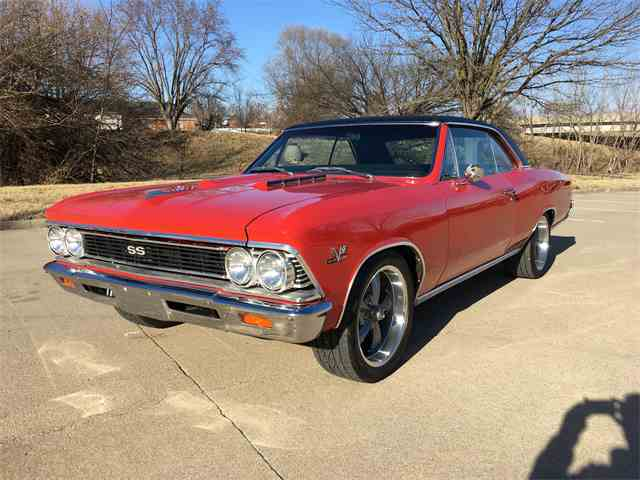 1966 Chevrolet Chevelle SS | 955597