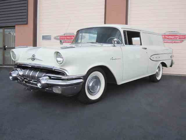 1957 Pontiac Pathfinder Sedan Delivery   955599