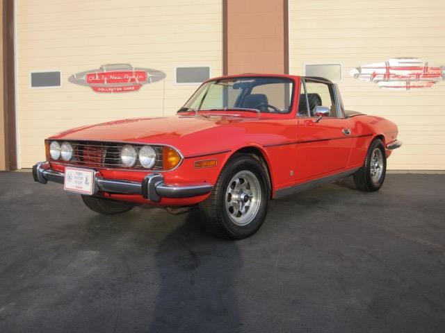 1972 Triumph Stag | 955600