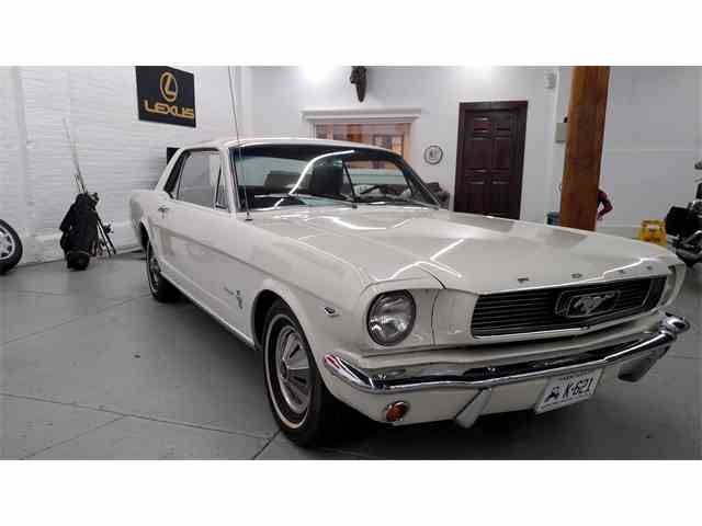 1966 Ford Mustang | 955605