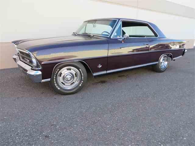 1967 Chevrolet Nova II SS | 955606