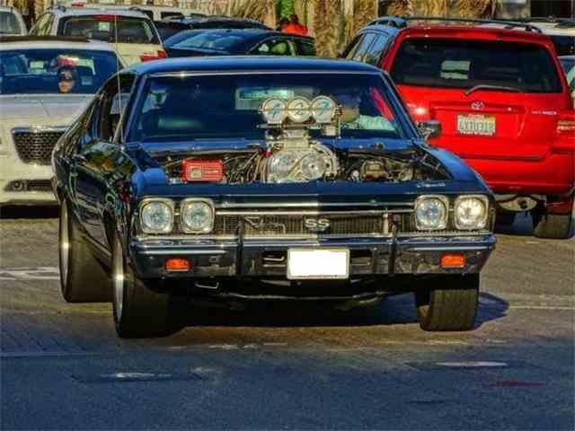 1968 Chevrolet Chevelle SS | 955617