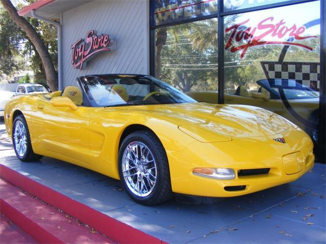 2001 Chevrolet Corvette | 955621