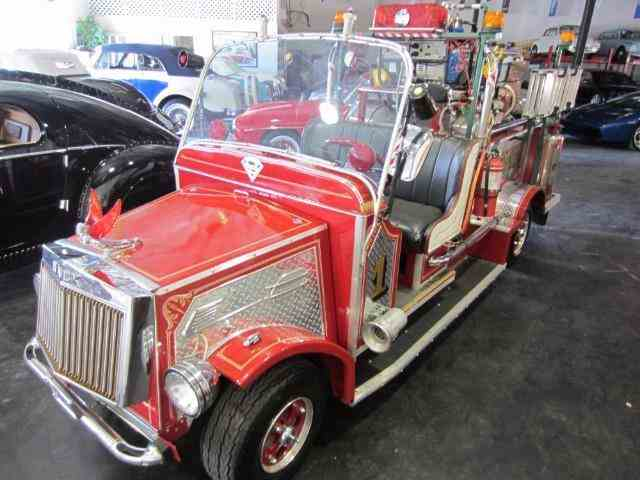1939 Replica/Kit Fire Engine | 955623