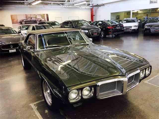 1969 Pontiac Firebird | 955624