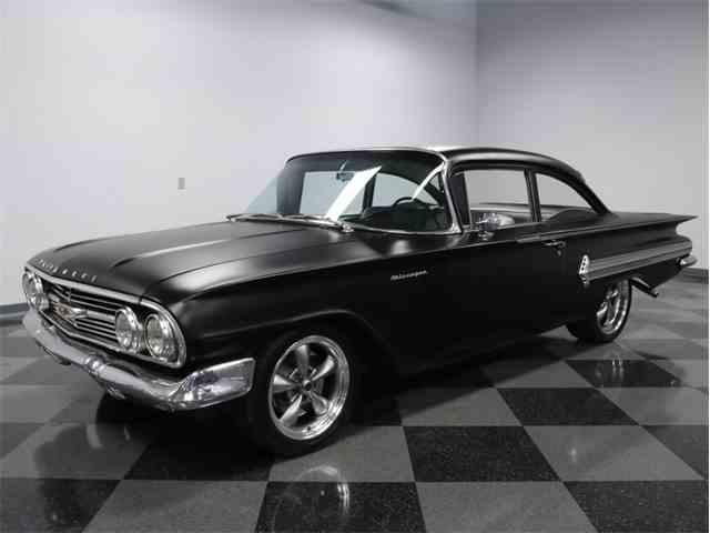 1960 Chevrolet Biscayne Restorod | 955628