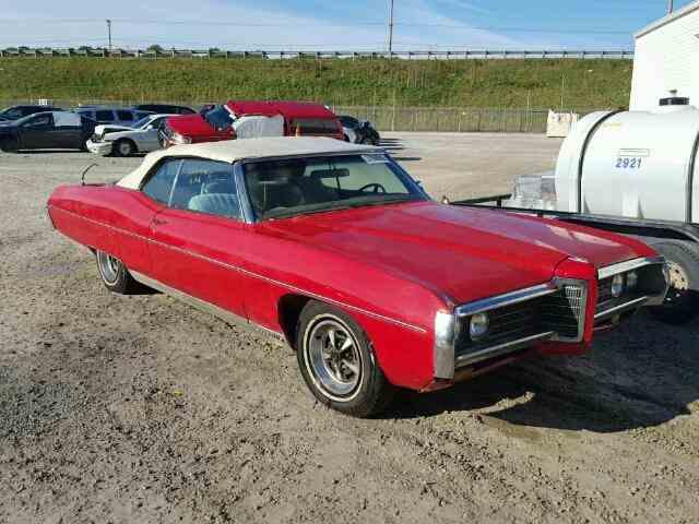 1969 Pontiac Bonneville | 950563