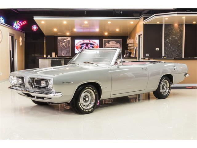 1967 Plymouth Barracuda   955636