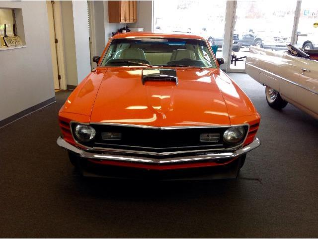 1970 Ford Mustang | 950564