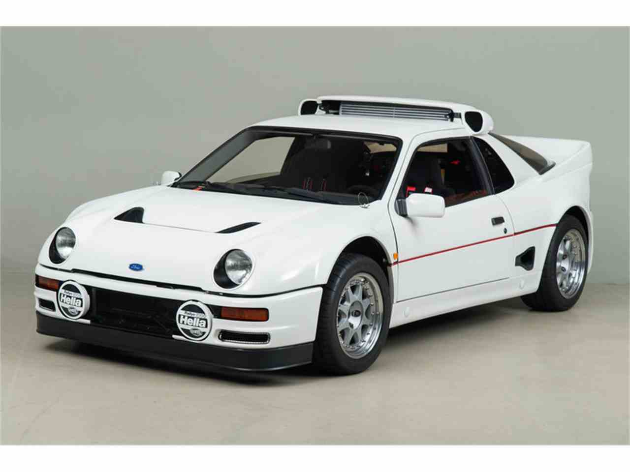 1986 ford rs200 evo for sale cc 955641. Black Bedroom Furniture Sets. Home Design Ideas