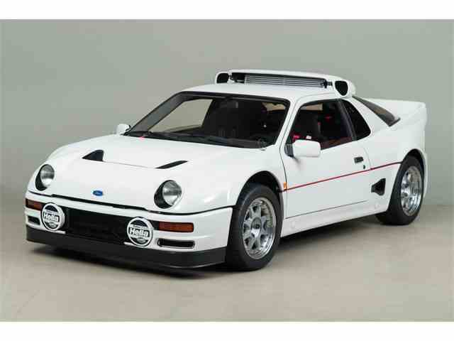 1986 Ford RS200 Evo RS200 Evo | 955641