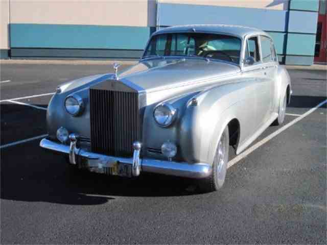 1959 Rolls-Royce Silver Cloud | 955644