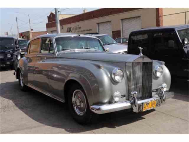1959 Rolls-Royce Silver Cloud | 955644