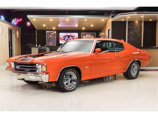 1972 Chevrolet Chevelle | 955645
