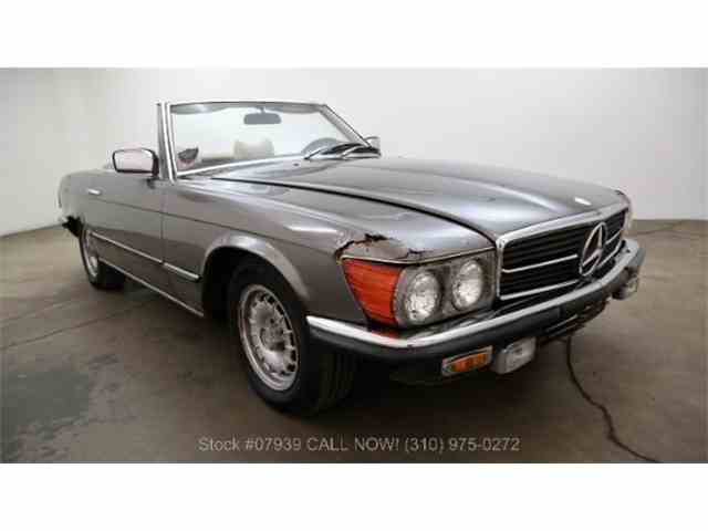 1979 Mercedes-Benz 280SL | 955647