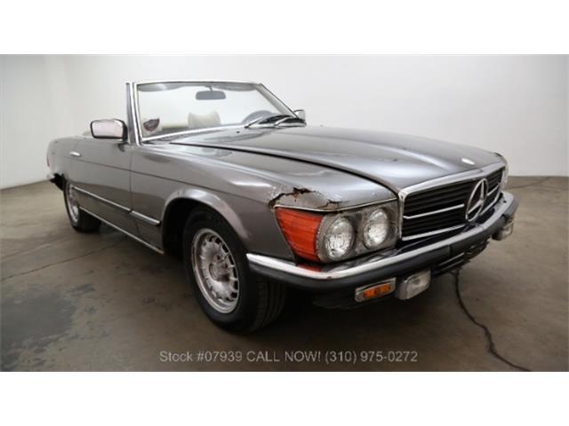 1979 Mercedes-Benz 280SL   955647