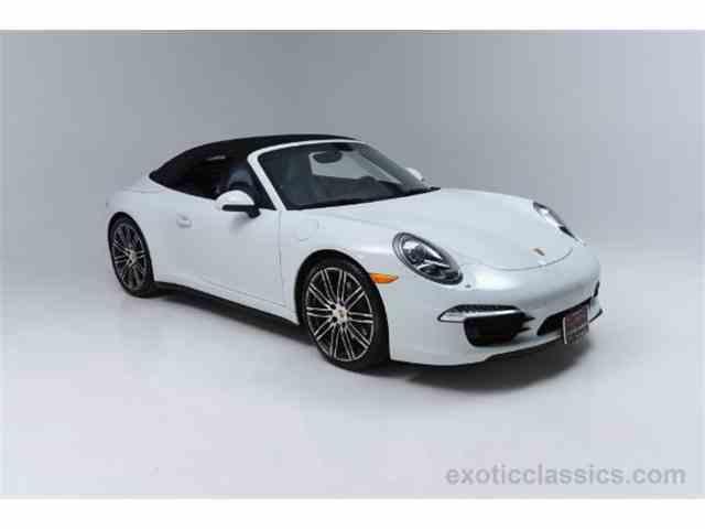 2016 Porsche 911 4S Cab | 955649