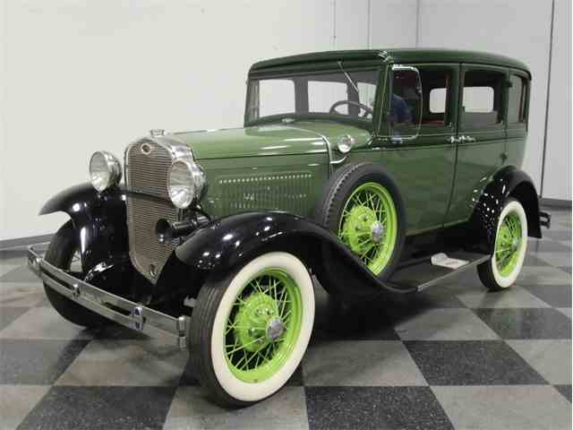 1931 Ford Model A | 955652