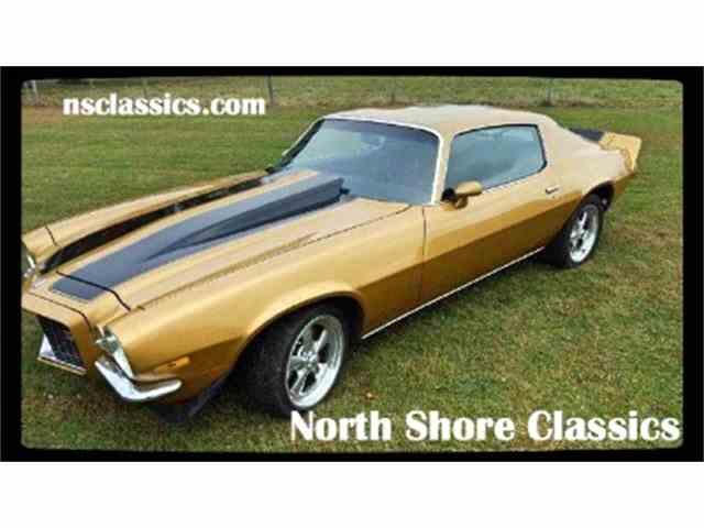1970 Chevrolet Camaro | 955656
