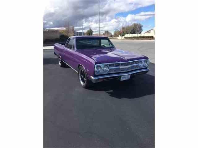 1965 Chevrolet El Camino   955659