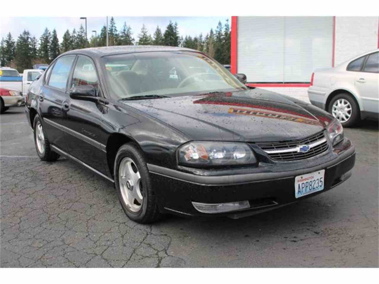 Large Picture of '02 Impala - KHE8