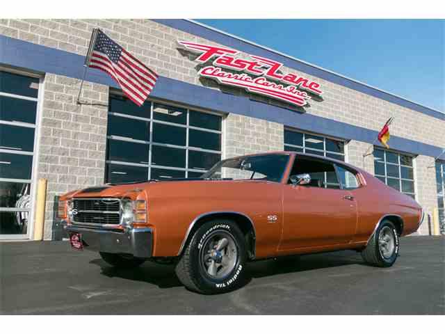 1971 Chevrolet Chevelle | 955668
