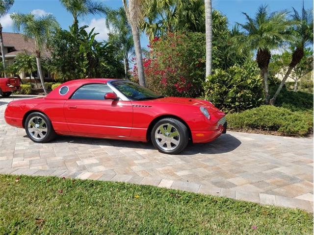 2002 Ford Thunderbird | 955671