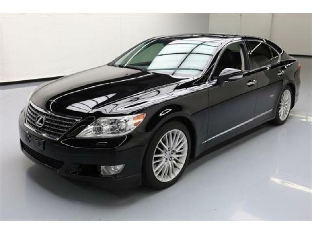 2012 Lexus LS460 | 955676