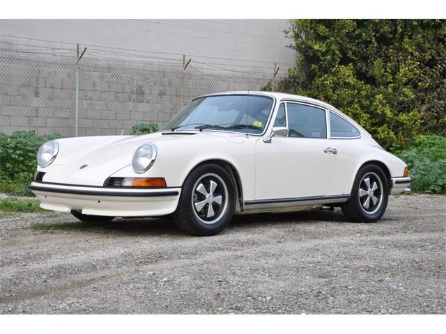 1973 Porsche 911S Sunroof Coupe   955680