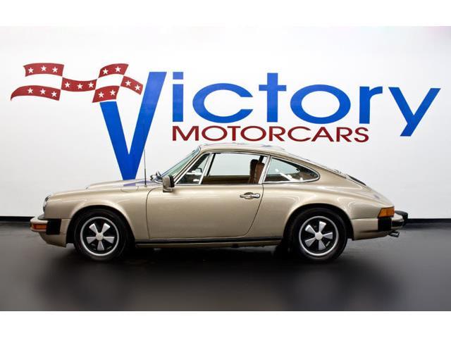 1976 Porsche 911S   955683