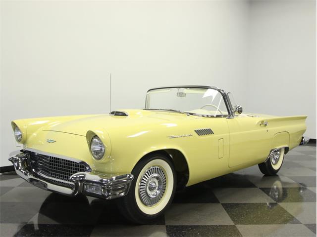 1957 Ford Thunderbird | 955685