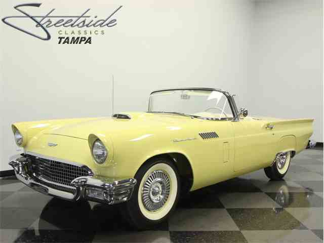1957 Ford Thunderbird | 955685