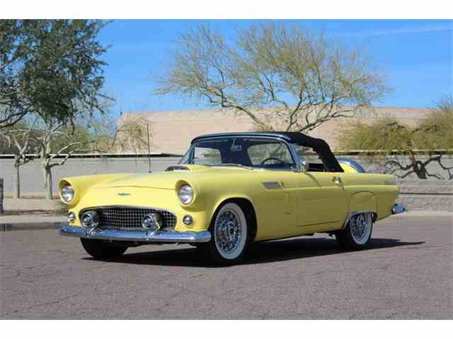 1956 Ford Thunderbird | 955687