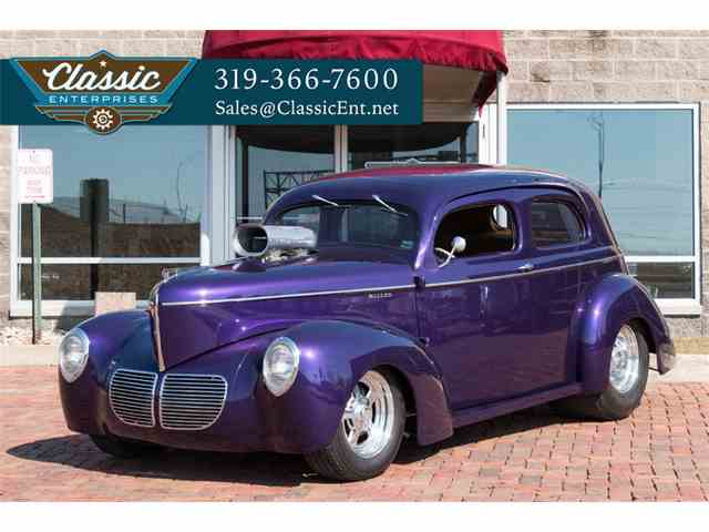 1940 Willys Modell 440 Tudor | 955688