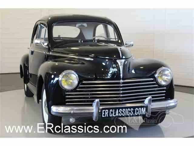 1954 Peugeot 203C | 955698