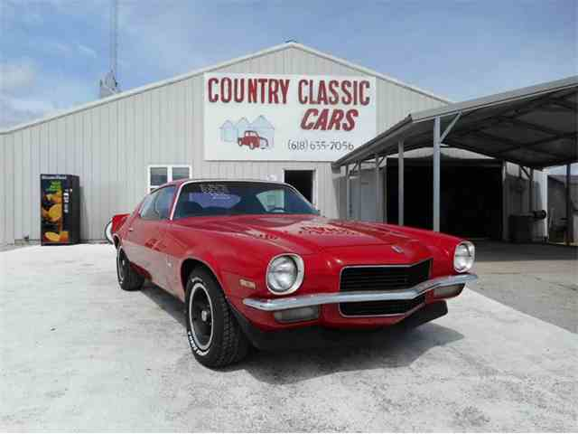 1971 Chevrolet Camaro | 955704