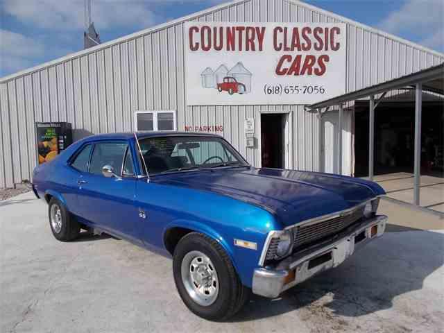 1972 Chevrolet Nova   955706