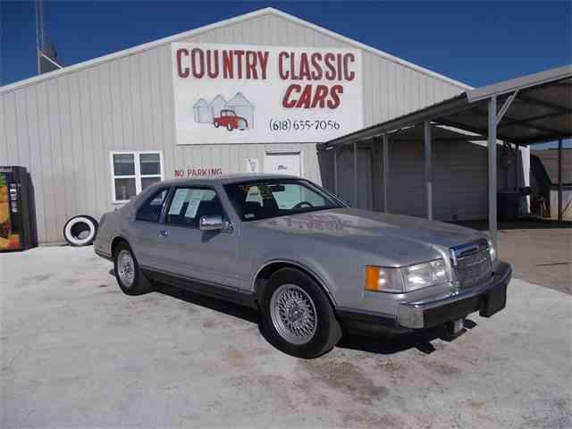 1990 Lincoln Mark VII | 955708