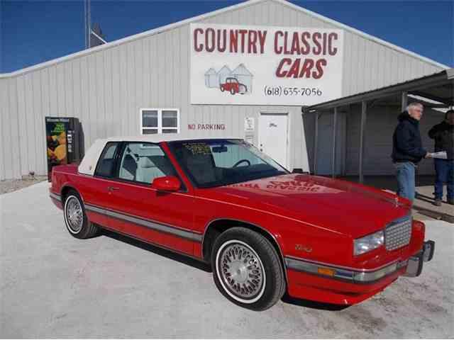 1991 Cadillac Eldorado | 955709