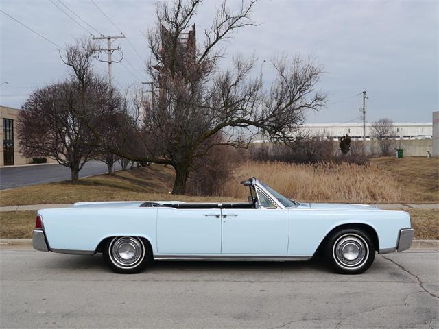 1964 Lincoln Continental | 955714