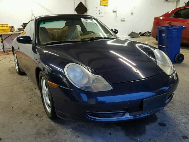 2000 Porsche 911 | 955730