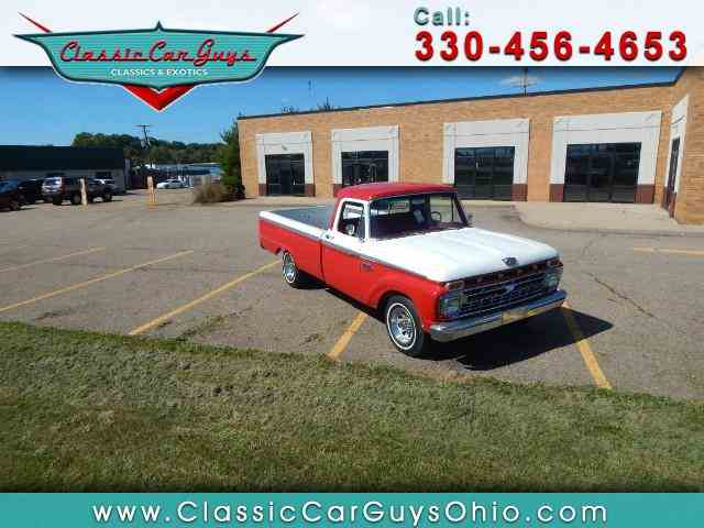 1966 Ford Pickup | 955745