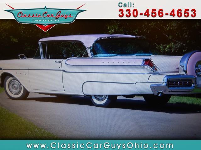 1957 Mercury Monterey   955746