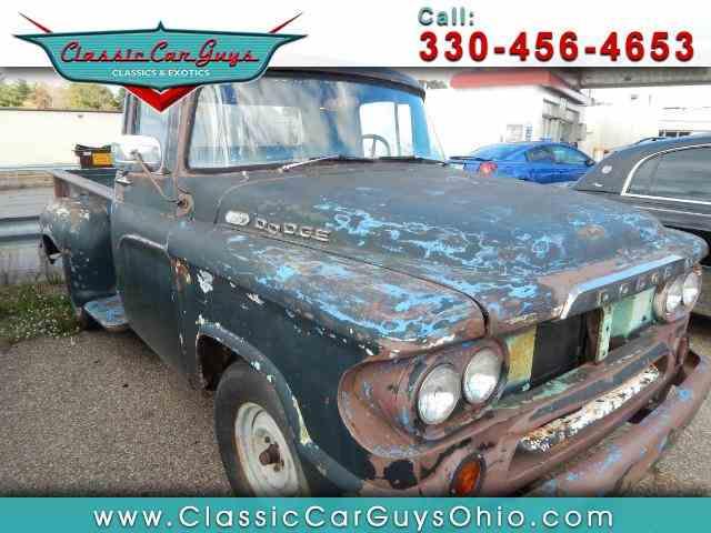 1960 Dodge Pickup | 955751