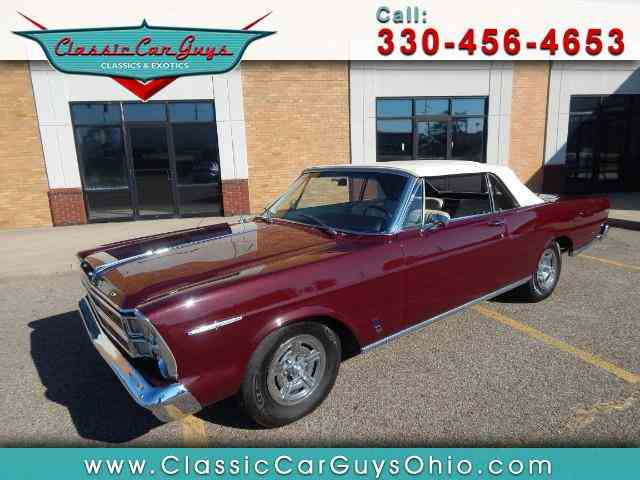 1966 Ford Galaxie 500/XL