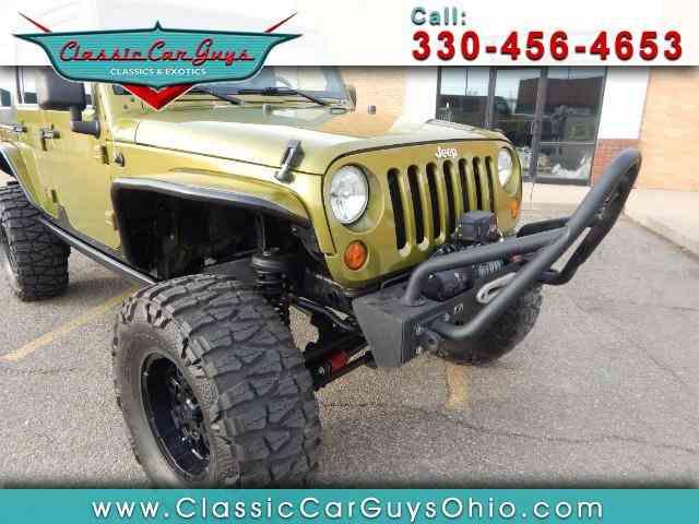 2007 Jeep Wrangler | 955765