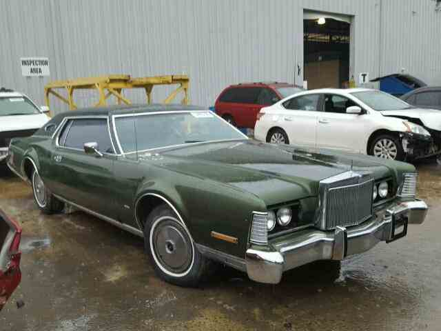 1974 Lincoln Continental | 950577
